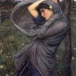 6 Boreas di John William Waterhouse