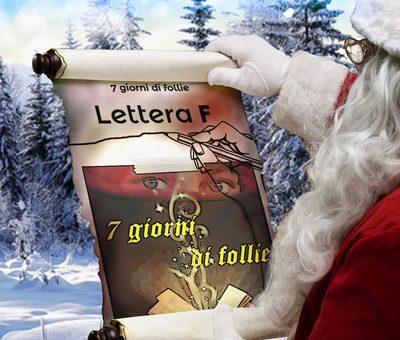 Temi di Dicembre: Lettera F