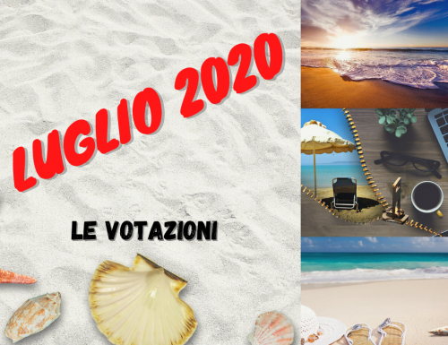 Contest di luglio 2020